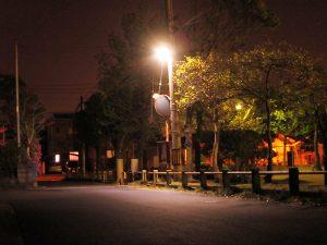 灯りフェチ